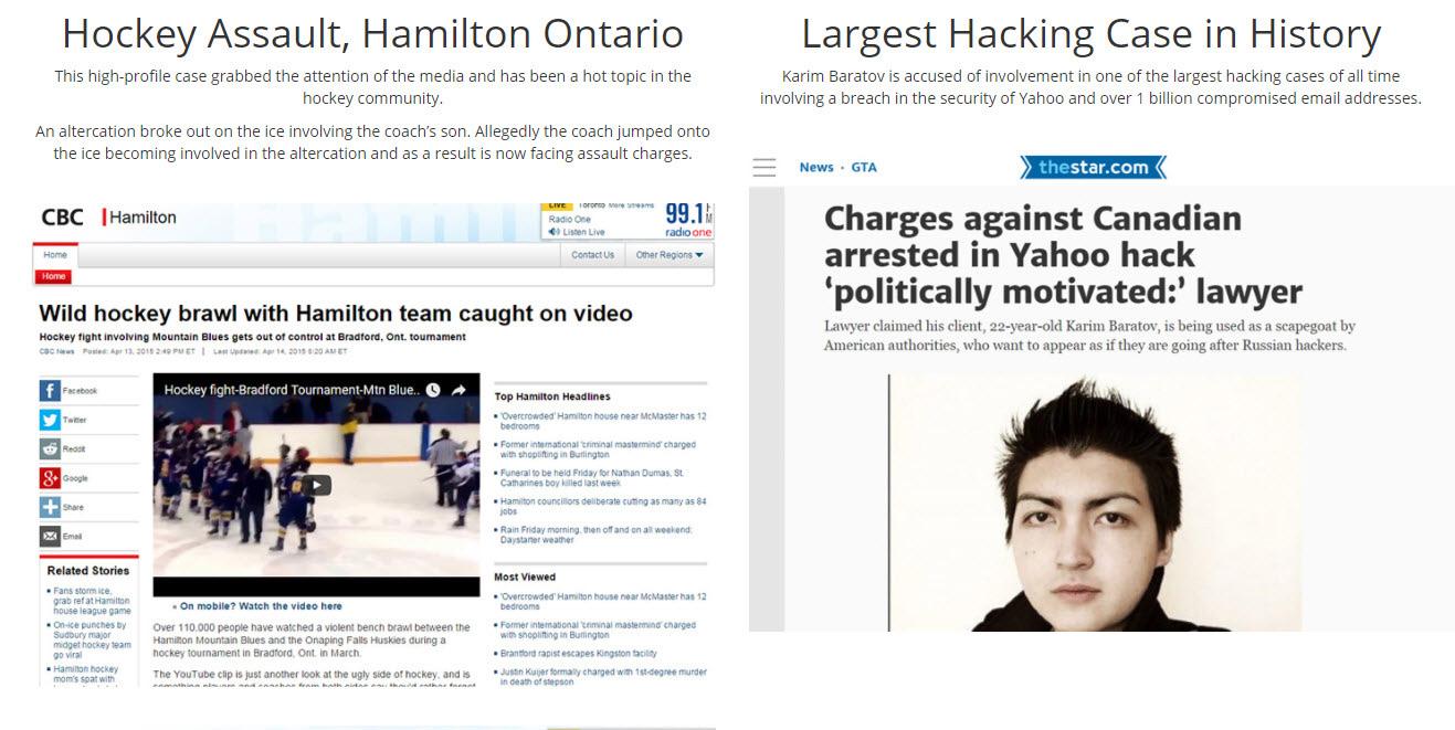 Assault lawyer Toronto, Brampton, Milton, Oakville, Hamilton, Burlington